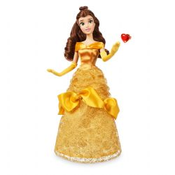 BEAUTY AND THE BEAST -  BELLE DOLL (12
