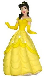 BEAUTY AND THE BEAST -  BELLE FIGURE (3.5