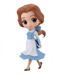 BEAUTY AND THE BEAST -  BELLE FIGURE (5INCHES) -  DISNEY Q-POSKET