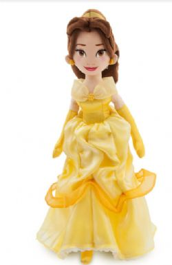 BEAUTY AND THE BEAST -  BELLE PLUSH DOLL (20