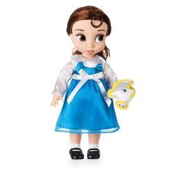 BEAUTY AND THE BEAST -  TODDLER BELLE DOLL (16