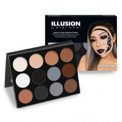 BEAUTY & BODY MAKEUP PALETTE -  ILLUSION BY MIMI CHOI