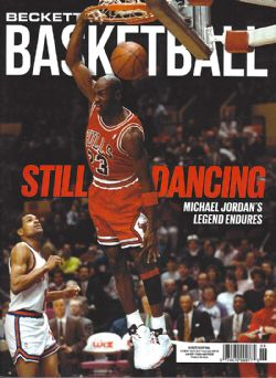 BECKETT BASKETBALL -  JUNE 2020 (MICHAEL JORDAN COVER) 333