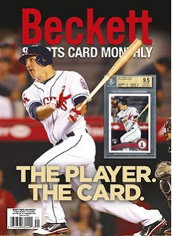 BECKETT SPORTS CARD MONTHLY -  JANUARY 2021 430
