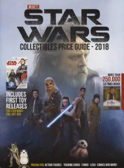 BECKETT STAR WARS -  COLLECTIBLES PRICE GUIDE 2018