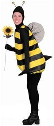 BEE -  BUMBLE BEE COSTUME (ADULT - ONE-SIZE)