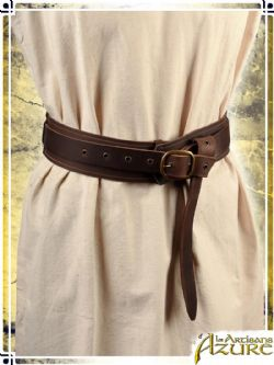 BELTS -  ADVENTURER'S BELT - BROWN (XLARGE)