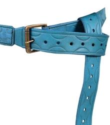 BELTS -  ARUTHIAN BELT - BLUE