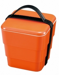 BENTO -  GB BENTO LUNCHBOX - ORANGE