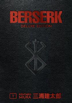 BERSERK -  DELUXE (ENGLISH V.) 01