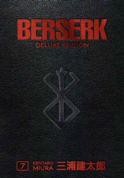 BERSERK -  DELUXE (ENGLISH V.) 07