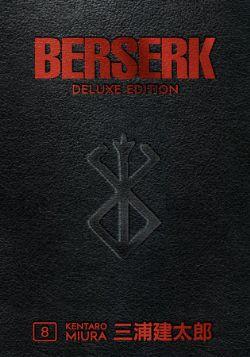 BERSERK -  DELUXE (ENGLISH V.) 08
