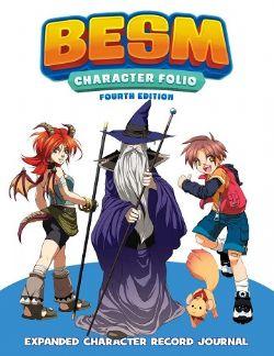 BESM 4E -  CHARACTER FOLIO (ENGLISH)