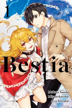 BESTIA -  (ENGLISH V.) 01