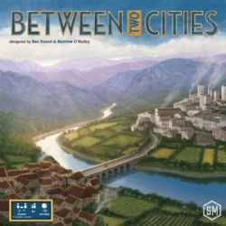BETWEEN TWO CITIES (ENGLISH)
