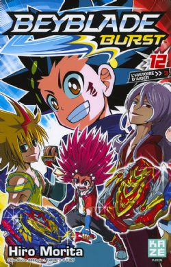BEYBLADE -  (FRENCH V.) -  BURST 12