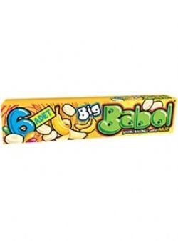 BIG BABOL -  CHEWING GUM - BANANA