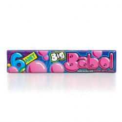 BIG BABOL -  CHEWING GUM - MIXED FRUIT