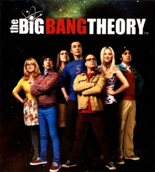 BIG BANG THEORY, THE -  SHOT GLASS, SEW-ON PATCH, 2 MAGNETS, 32-PAGE BOOK
