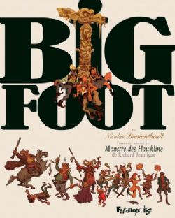 BIG FOOT -  INTÉGRALE