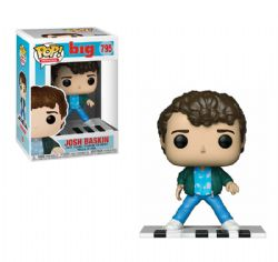 BIG -  POP! VINYL FIGURE OF JOSH BASKIN - PIANO (4 INCH) 795