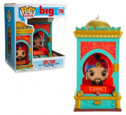 BIG -  POP! VINYL FIGURE OF ZOLTAR (6 INCH) 796