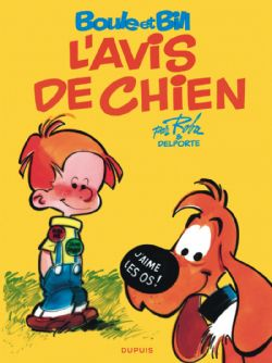 BILLY AND BUDDY -  L'AVIS DE CHIEN