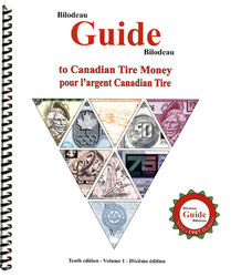 BILODEAU GUIDE -  BILODEAU GUIDE - VOLUME 1 (10TH EDITION) -  CANADIAN TIRE