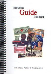BILODEAU GUIDE -  BILODEAU GUIDE - VOLUME 2 (6TH EDITION) -  CANADIAN TIRE