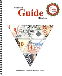BILODEAU GUIDE -  BILODEAU GUIDE - VOLUME 2 (9TH EDITION) -  CANADIAN TIRE
