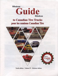 BILODEAU GUIDE -  BILODEAU GUIDE - VOLUME 4 (10TH EDITION) -  CANADIAN TIRE