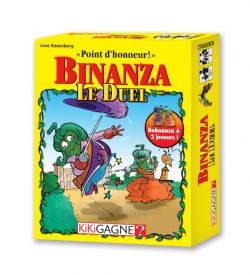 BINANZA -  LE DUEL (FRENCH)
