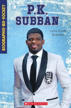 BIOGRAPHIE-BD-HOCKEY -  P.K. SUBBAN