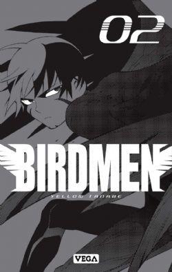 BIRDMEN -  (FRENCH V.) 02