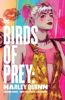 BIRDS OF PREY -  HARLEY QUINN TP