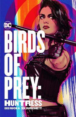 BIRDS OF PREY -  HUNTRESS TP