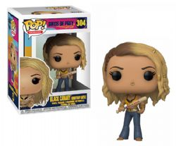 BIRDS OF PREY -  POP! VINYL FIGURE OF BLACK CANARY BOOBYTRAP BATTLE (4 INCH) 304