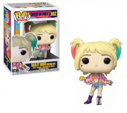 BIRDS OF PREY -  POP! VINYL FIGURE OF HARLEY QUINN (4 INCH) 302