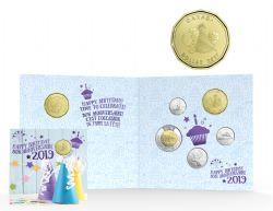 BIRTHDAYS -  2019 BIRTHDAY GIFT SET -  2019 CANADIAN COINS 15