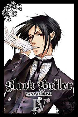 BLACK BUTLER -  (ENGLISH V.) 04