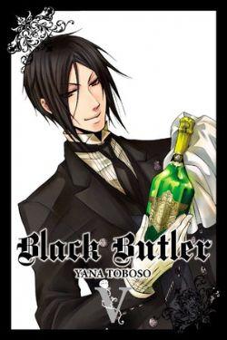 BLACK BUTLER -  (ENGLISH V.) 05