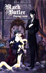 BLACK BUTLER -  PLAYING CARDS
