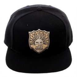 BLACK CLOVER -  BLACK ADJSTABLE CAP