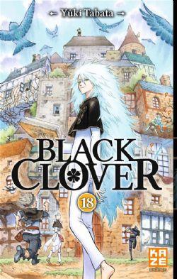 BLACK CLOVER -  LA CHARGE DU TAURAEU NOIR ENRAGÉ -  (FRENCH V.) 18