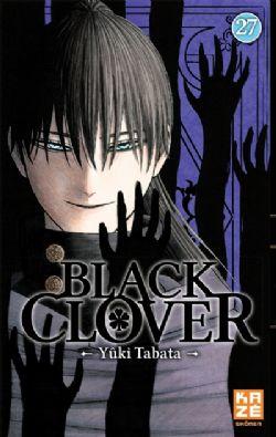 BLACK CLOVER -  LE PACTE NOIR (FRENCH V.) 27