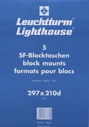 BLACK LIGHTHOUSE BLOCK MOUNTS 297X210D