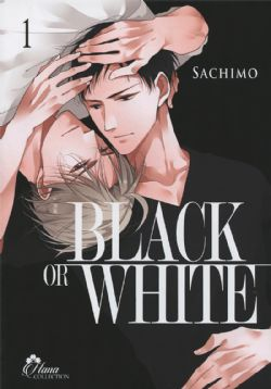 BLACK OR WHITE -  (FRENCH) 01