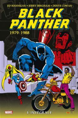 BLACK PANTHER -  INTÉGRALE 1979-1988
