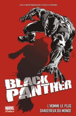 BLACK PANTHER -  L'HOMME LE PLUS DANGEREUX DU MONDE