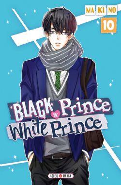 BLACK PRINCE & WHITE PRINCE -  (FRENCH V.) 10